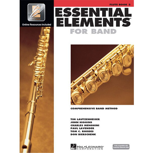 Essential Elements for Band - Woodwind Bk 2
