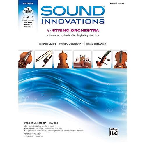 Sound Innovations for String Orchestra Bk 1