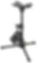 euphonium stand hercules