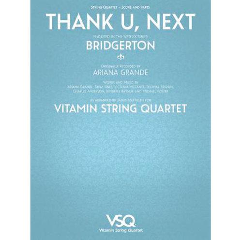 Thank U, Next - Bridgerton String Quartet