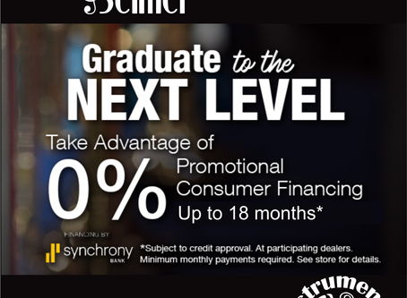 Step-Up Instrument Financing