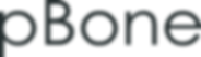 pbone logo