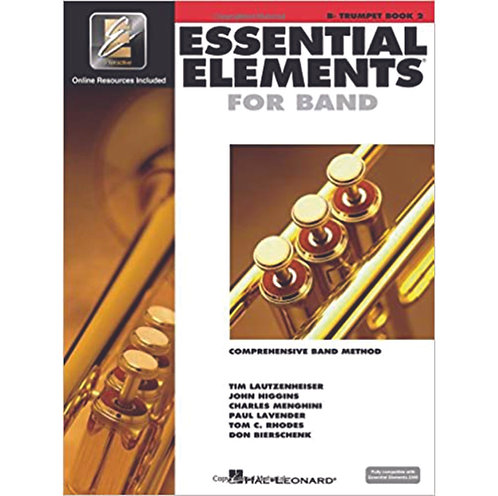 Essential Elements for Band - Brass Bk 2