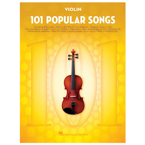 101 Popular Songs - Strings