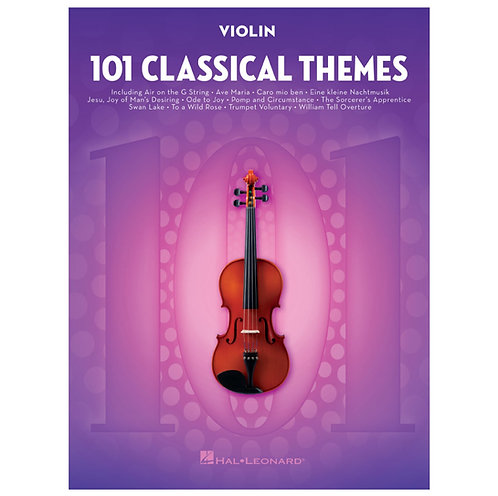 101 Classical Themes - Strings