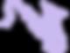 Instrumental Music Center purple saxophone