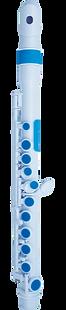 nuvo N220JFBL plastic flute