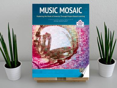 Music Mosaic - Sheet Music Spotlight