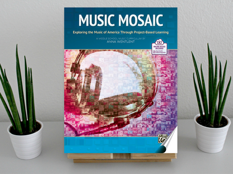 Music Mosaic - Sheet Music Spotlight