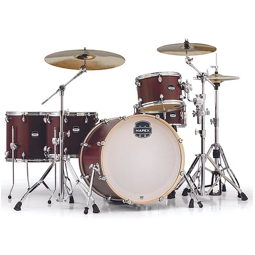 Bloodwood Mars 5-Piece Crossover Drum Set