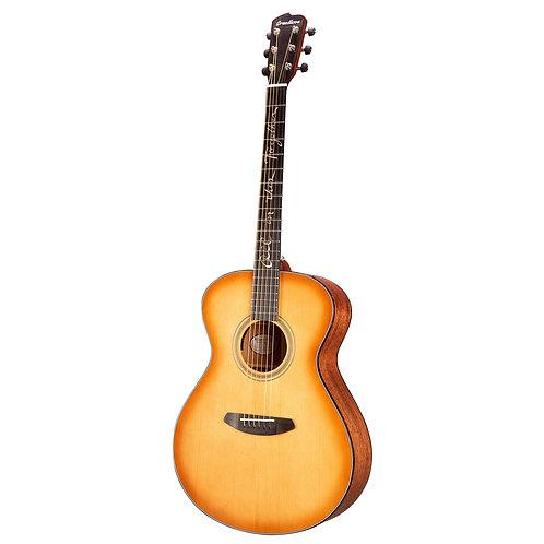 Jeff Bridges Signature Concert Copper E Spruce Breedlove Guitar