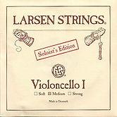 larsen soloist cello strings
