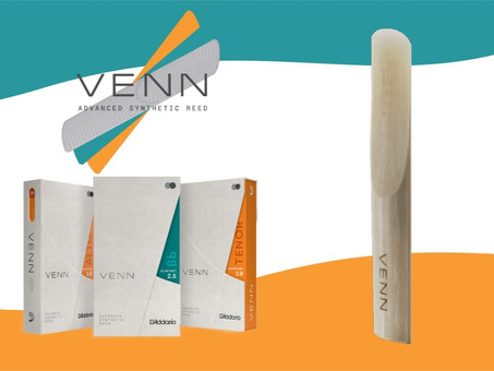 New VENN Synthetic Reeds by D'Addario