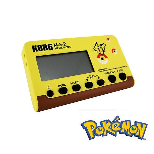 Pikachu Metronome - MA-2 Korg