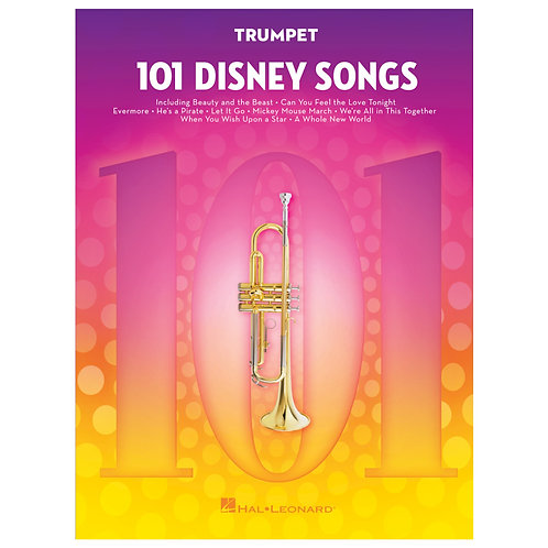 101 Disney Songs -Brass