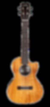 25T-CE Cordoba Solid Acacia Ukulele