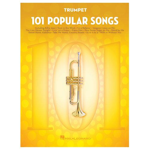 101 Popular Songs - Brass