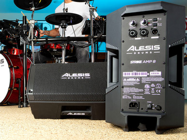 New Alesis Strike Amps 🔊