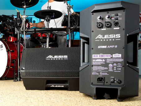 New Alesis Strike Amps 🔊