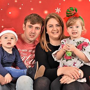 Georgina and Family
