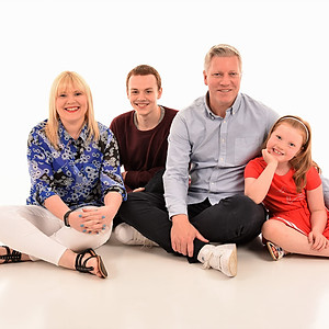 Tim and Family
