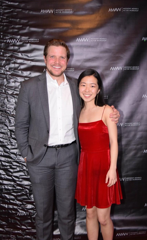 Dir. Michael Huntsman, Writer/Producer Yuching Tsai