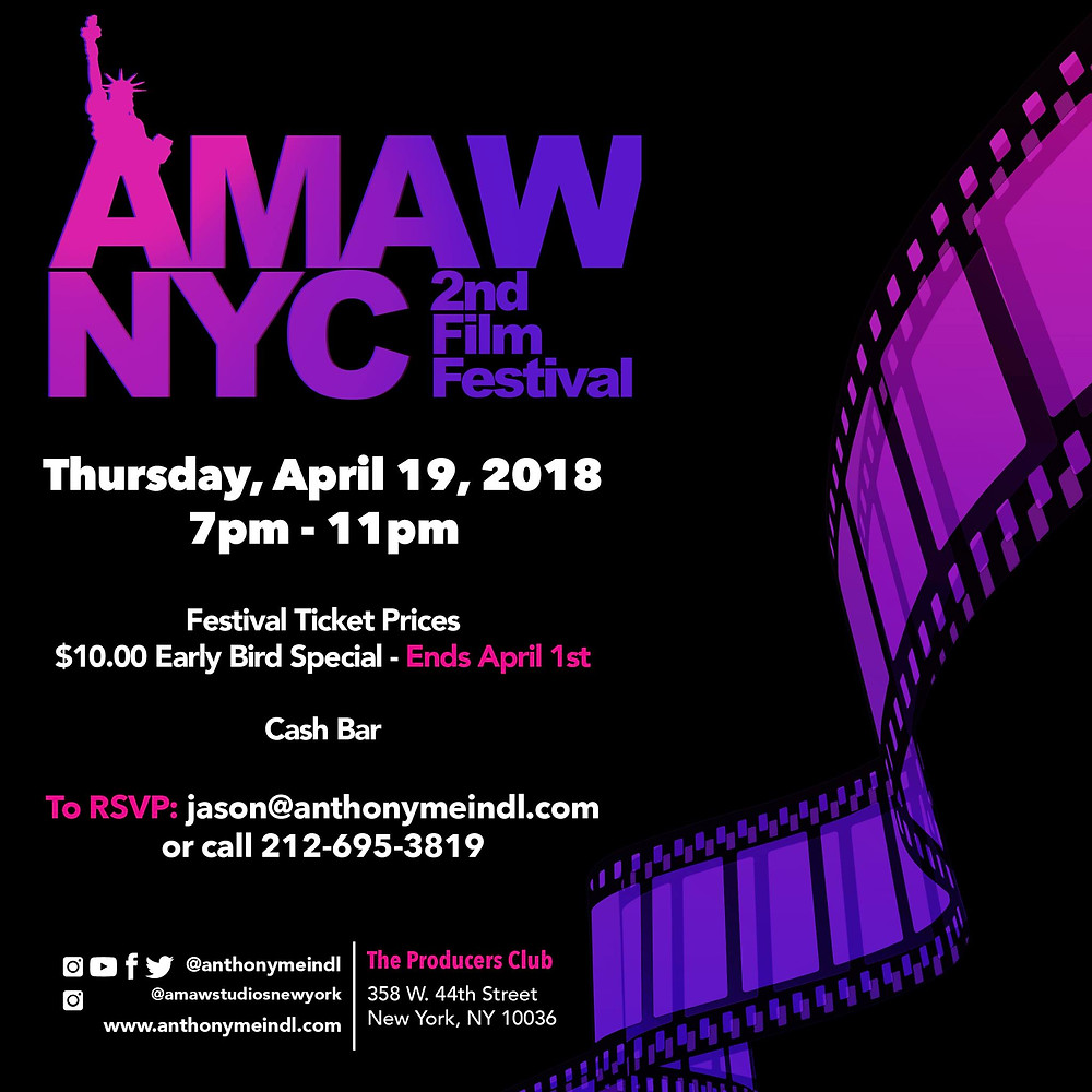AMAW NY 2nd Film Festival