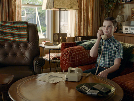 Young Sheldon regresa a Warner Channel con el estreno de su cuarta temporada