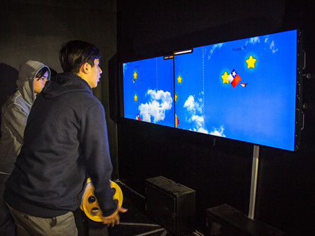 El Museo Interactivo de Las Condes se la juega en una Exposición Gamer