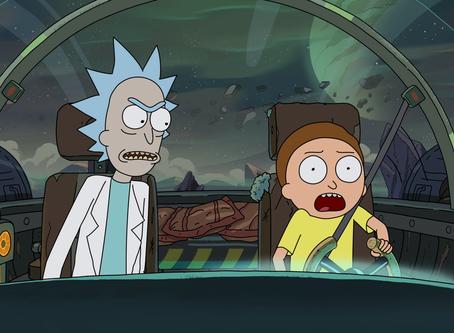 Rick & Morty: Temporada 4, segunda parte estreno en Warner Channel