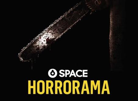 Junten miedo: Llega el especial Horrorama  a SPACE