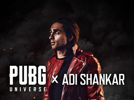 KRAFTON, INC. se asocia con Adi Shankar para crear y dirigir un proyecto de animación de PUBG