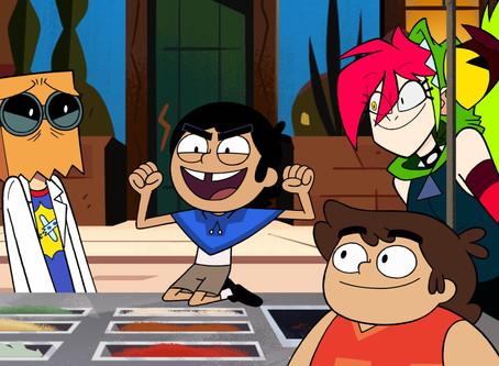 El Mes Terrorífico de Cartoon Network: ¡Un encuentro entre Villanos y Víctor y Valentino!