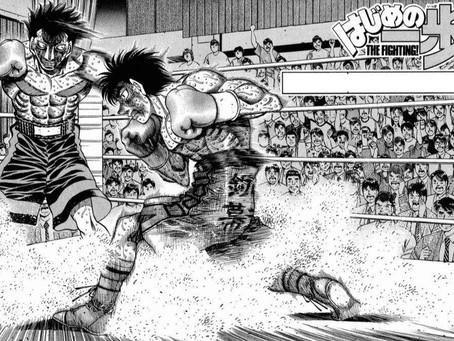 El manga Hajime no Ippo se lanzará en formato digital el 1 de julio
