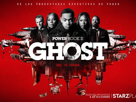 El éxito mundial Power Book II: Ghost regresará el 6 de diciembre de 2020 a STARZ