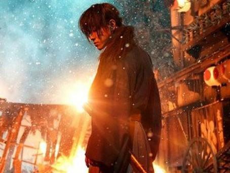 Las películas de Rurouni Kenshin ocuparon los 2 primeros lugares en la taquilla japonesa