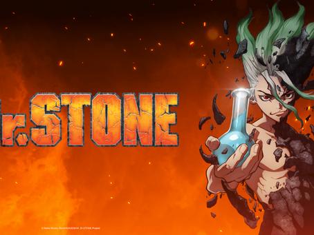 Dr. STONE se suma al bloque Toonami by Crunchyroll en Cartoon Network