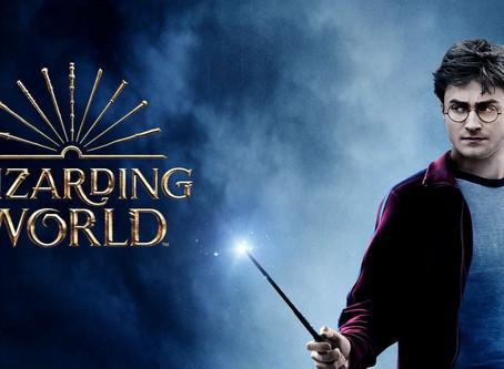 Warner Channel trae el especial Wizarding World