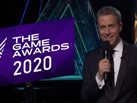 The Game Awards 2020: Ya conocemos los candidatos