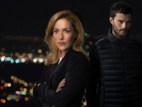 En enero The Fall  de lunes a viernes por TNT Series