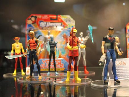 Las licencias de juguetes de DC Comics ponen en aprietos a Mattel