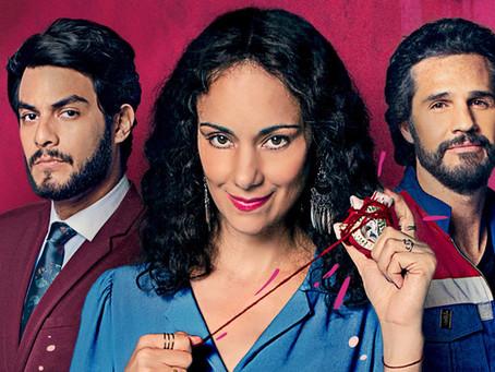 La primera serie mexicana de HBO Max, Amarres, llegará en agosto