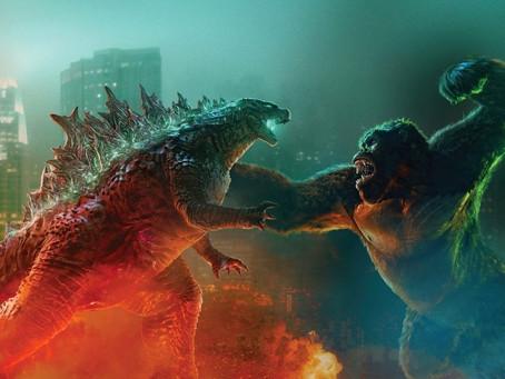 Lucha de titanes en HBO Max, Godzilla vs Kong ya se encuentra disponible