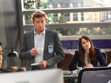 En enero continúa acompañando a Patrick y a Teresa en The Mentalist por TNT Series