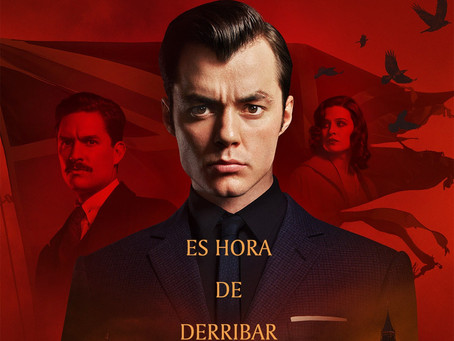 Regresa la serie original de DC Pennyworth de la mano de Starzplay