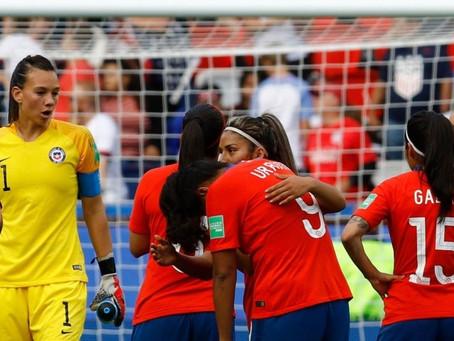 Chilevisión transmitirá en exclusiva los partidos amistosos de La Roja Femenina