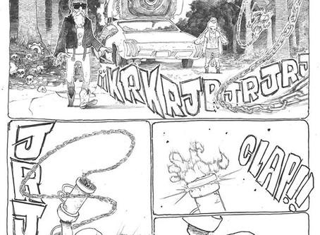 Se vienen los martes de comics con Perrote