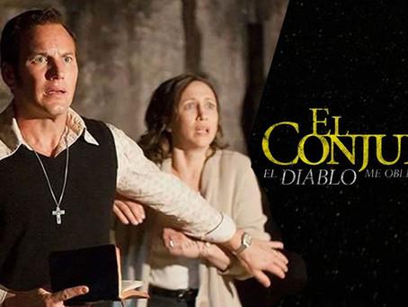 """La cinta """"El conjuro 3: El diablo me obligó a hacerlo"""" ya se encuentra disponible en HBO Max"""