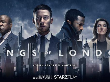 Starzplay estrena el thriller de acción visceral Gangs of London