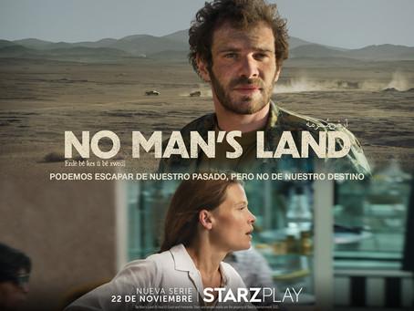 Este domingo 22 de noviembre en Chile se estrena No Man's Land por Starzplay